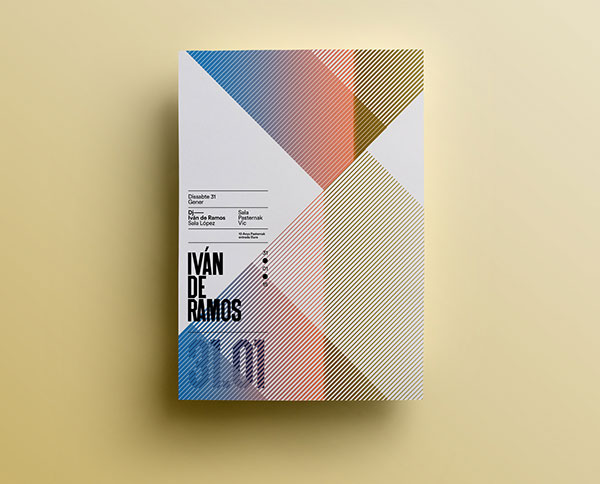 35 Amazing Geometric Poster Designs Idevie