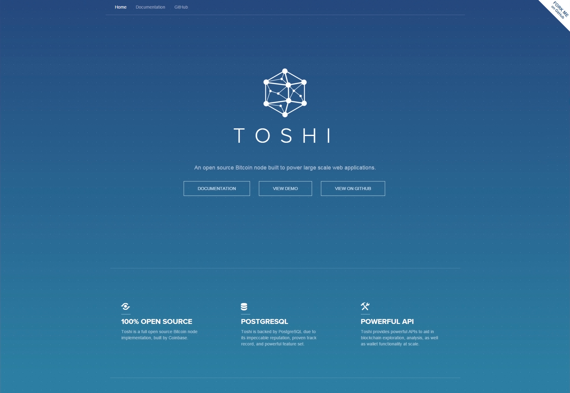 Toshi: Open Source Bitcoin Node