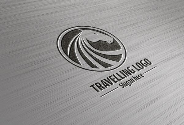 Free-Steel-Logo-Mockup-PSD