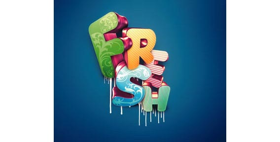 Master 3D type effects