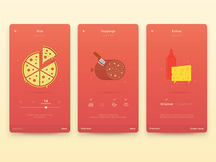 Designing UI Elements 2