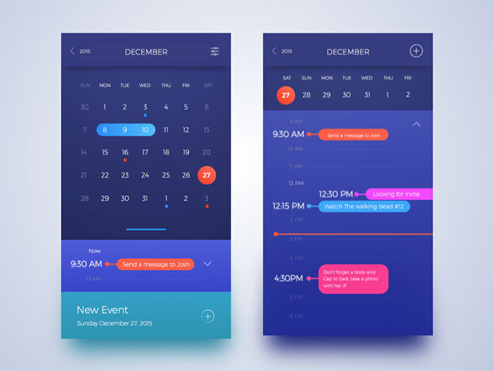 Designing UI Elements