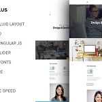 Design Agency – Corporate Business HTML5 Template
