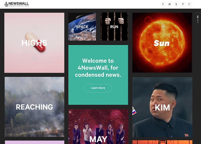4NewsWall