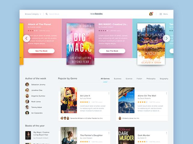 Book-Store-Website
