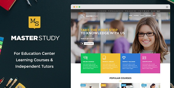 Masterstudy-v1.3.1-Education-Center-WordPress-Theme