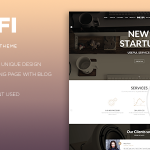 Profi – Multipurpose Corporate HTML Template – 14123685