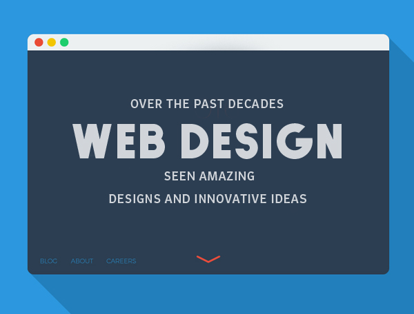 Web design trends and innovative ideas