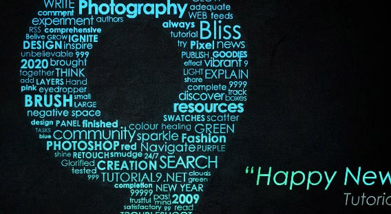 Creating a Typographic Wallpaper