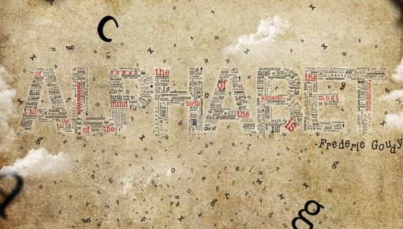 Designing a Typographic Concept Poster