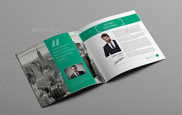 21 striking square brochure template designs idevie