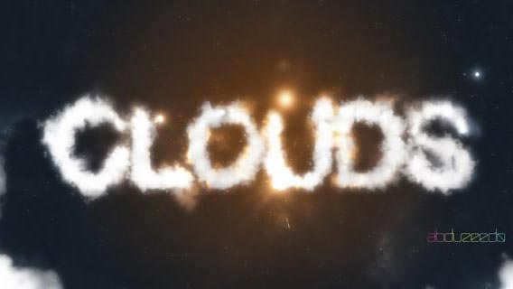 Cloudy Text