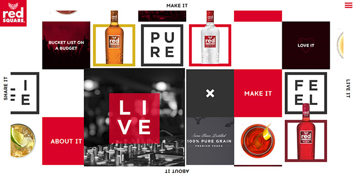 redsquarevodka.co.uk