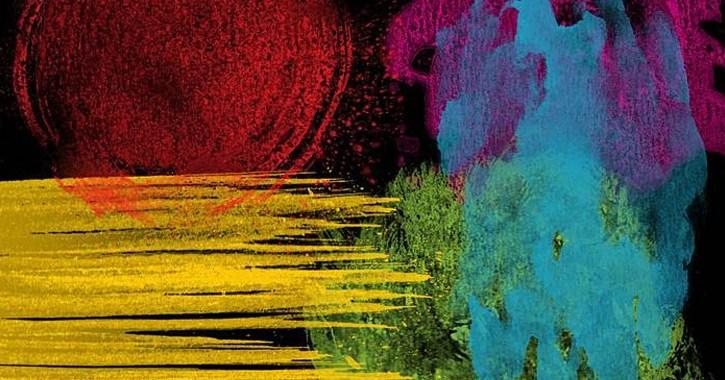 texture bg watercolors