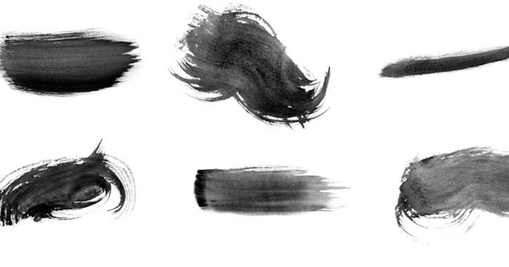dark watercolors