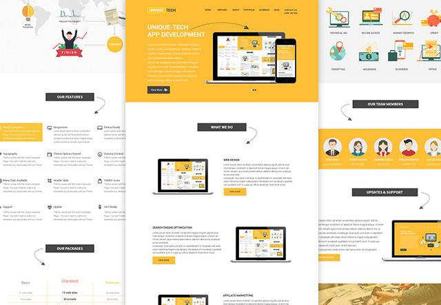techy website