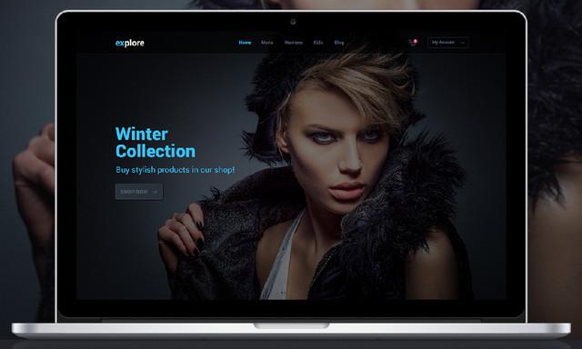 xplore- ecommerce website