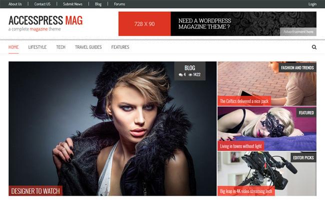 AccessPress-Mag