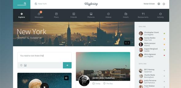 Wayfaring-App
