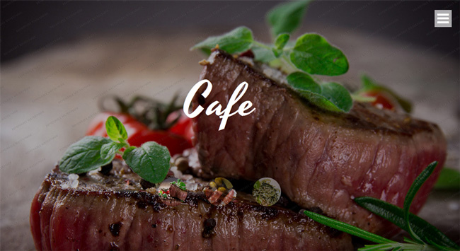 cafe-restaurant-website-template