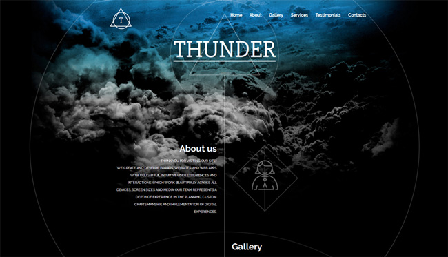 web-design-website-template