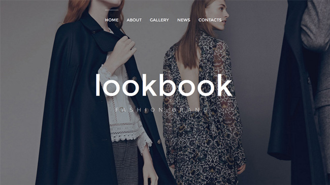 fashion-responsive-website-template
