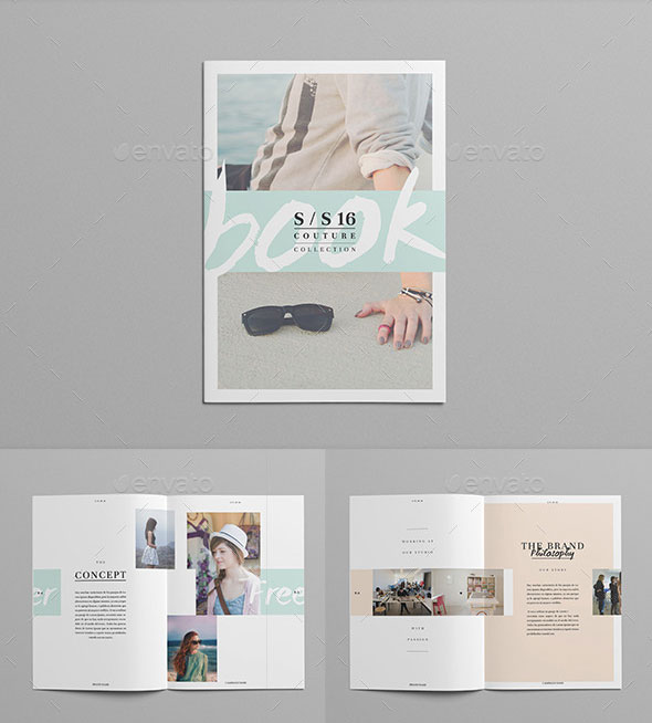 35 Free Magazine Template Designs - iDevie