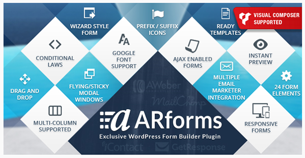 ARForms WordPress Form Builder Plugin