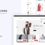 Shoplayers – eCommerce HTML Template