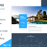 SunHouse – Real Estate HTML Template