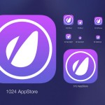 20 Useful iOS Icon & App Template Resources