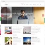 20 Fresh and Free WordPress Themes: February 2016