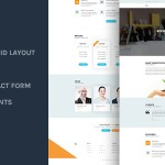 Bplus: Business & Consultancy HTML Theme – 14167441