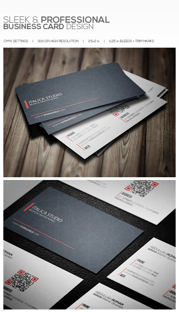 15 premium business card templates in photoshop illustrator amp creative pro sleek business cards premium psd wajeb Image collections