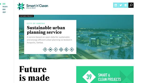 Green website