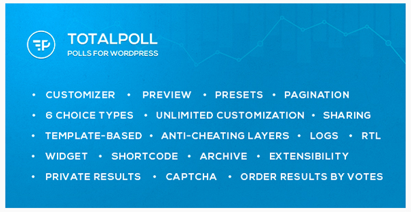 TotalPoll Pro - WordPress Poll Plugin
