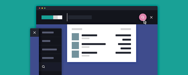 Advanced Search Form in CSS and jQuery