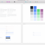 Handy Sketch Features for Designing Style Guides