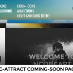 Freebie: NC-Attract Coming-Soon Page