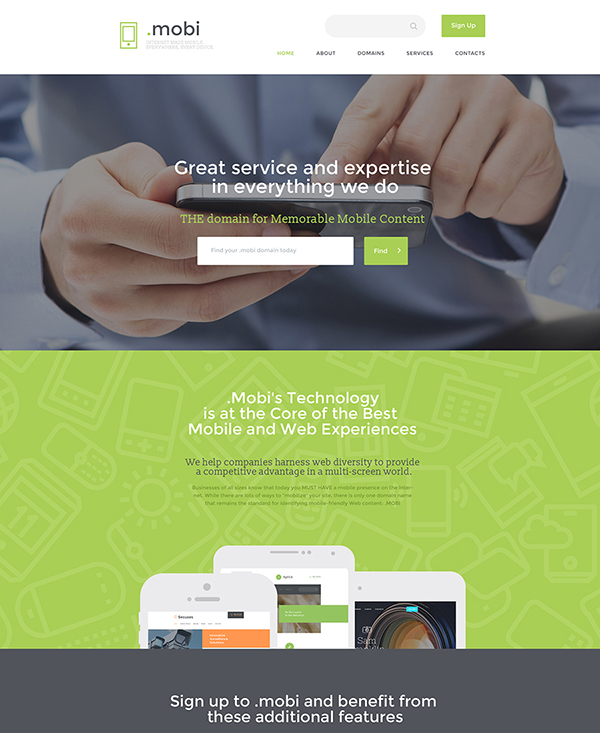 28. 1 corporate html5 website template