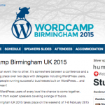 How Welcoming are WordCamps to Women?