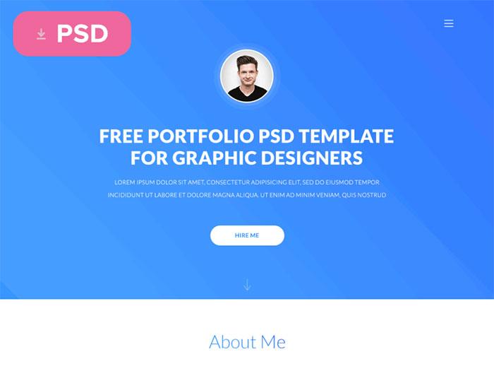 Eskulap Free PSD Template