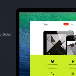 Crisp – Creative Designer Portfolio – 3253860