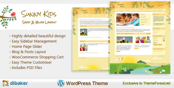 9.best-baby-and-kids-wordpress-theme