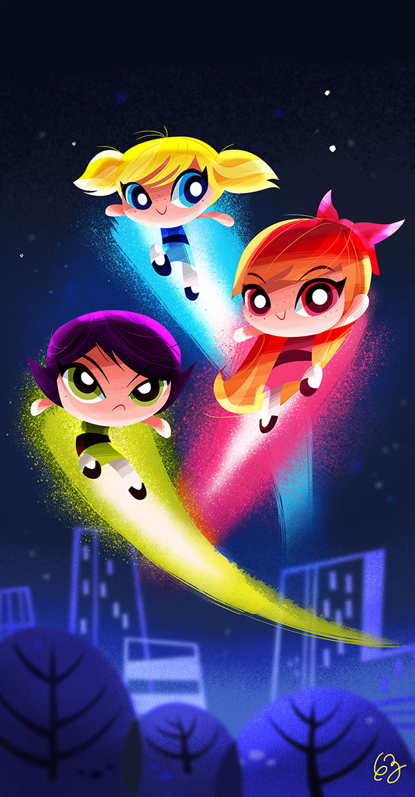 Power Puff Girls