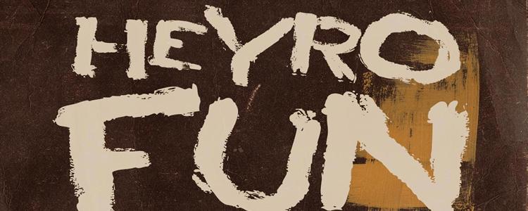 Heyro Fun Free Font