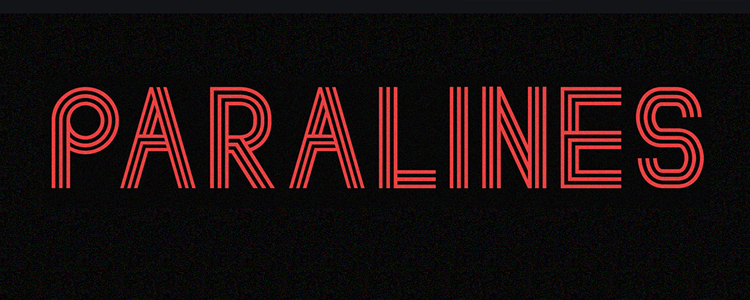 Paralines Free Font