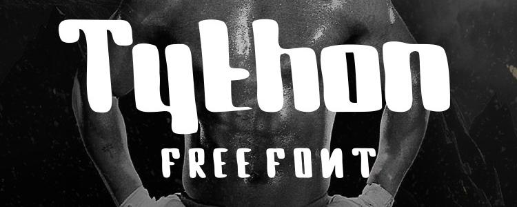 Tython Free Font