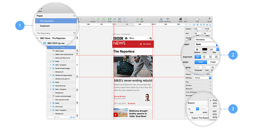 How Designers And Developers Can Collaborate Using Sketch And Zeplin Idevie