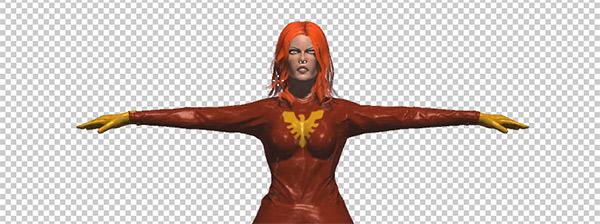 photoshop cc mesh painted fix